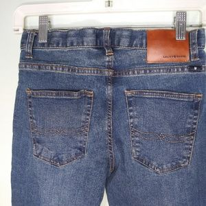 Lucky Brand Classic Straight Blue Jeans